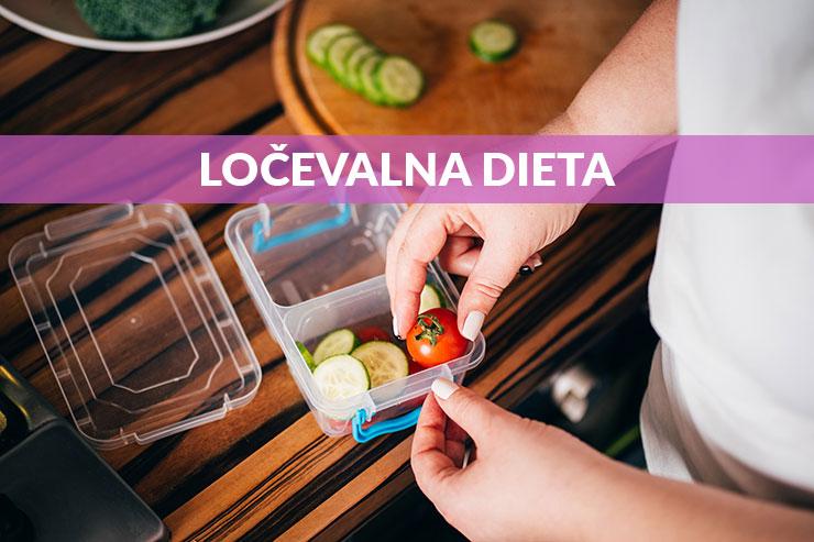Ločevalna dieta